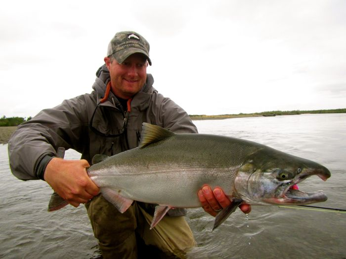 Reel Action Alaska Rainbow Trout